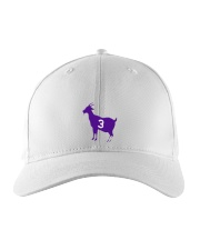 diana taurasi goat Embroidered Hat front