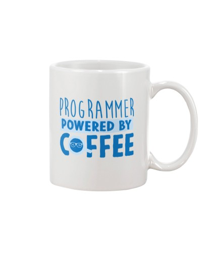 Programmer powered by Coffee