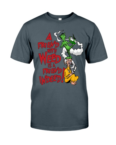 WEED - A friend with weed