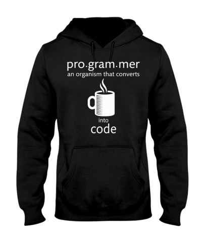 Programmer an organism that converts into code
