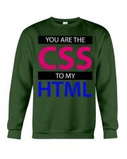 Programmer- css Crewneck Sweatshirt thumbnail
