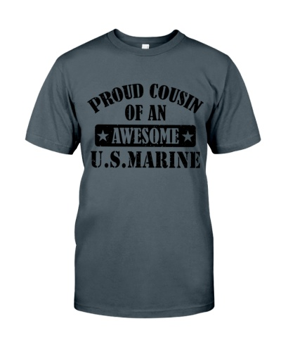 Proud Cousin of an US Marine
