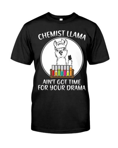 Chemist llama