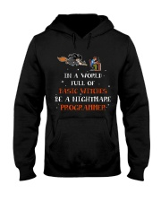 Programmer-basic witches Hooded Sweatshirt thumbnail
