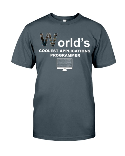 world's coolest applications programmer