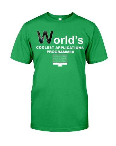 world's coolest applications programmer