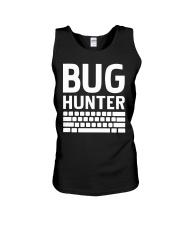 Bug Hunter Unisex Tank thumbnail