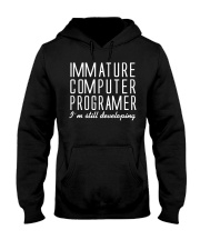 I'm still developing Hooded Sweatshirt thumbnail