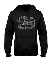 Programmer-sofware Hooded Sweatshirt thumbnail