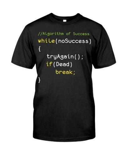 Algorithm of success