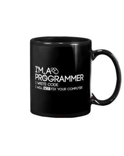 I'm a software develop-