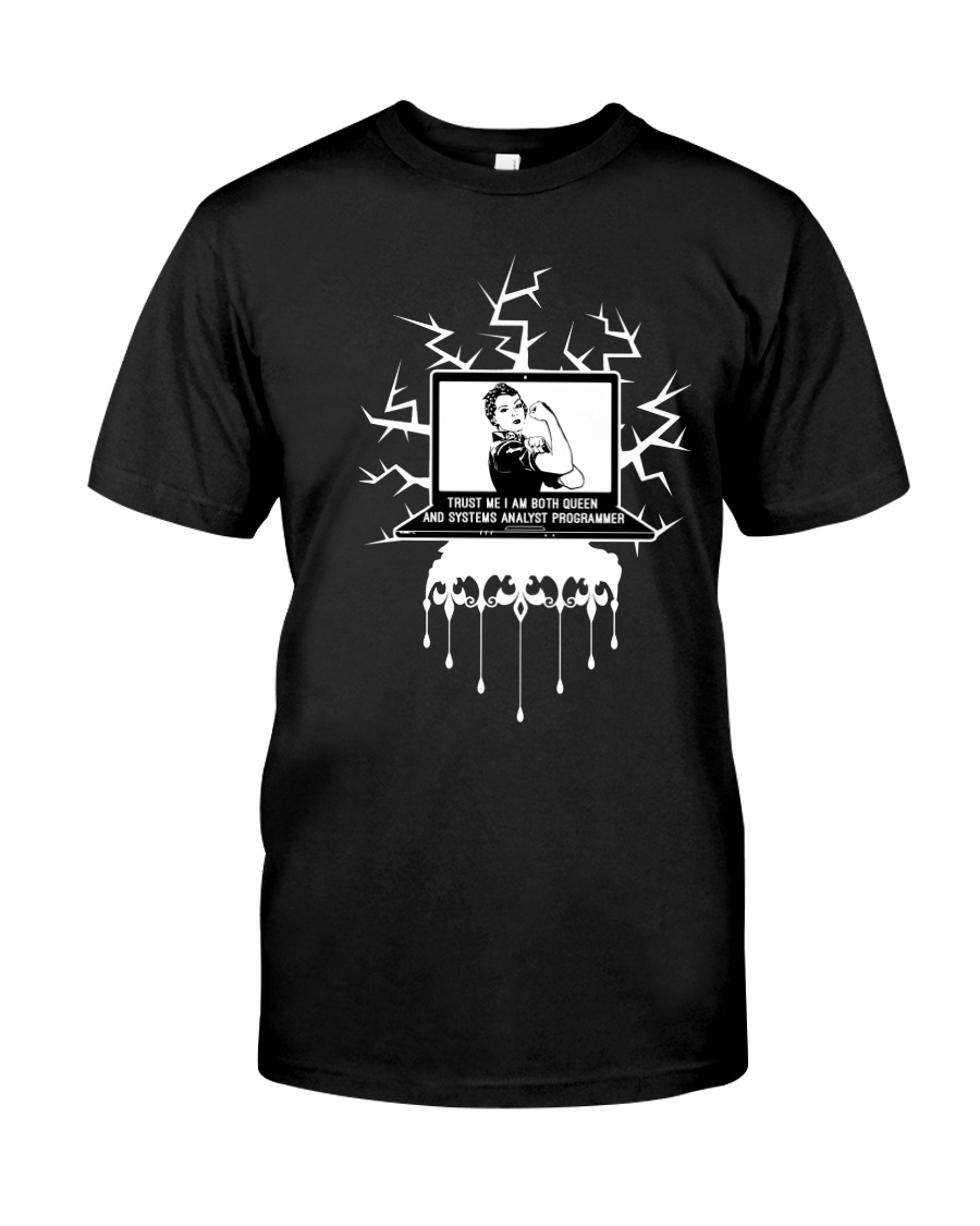 queen- programmer Classic T-Shirt