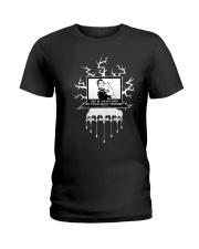 queen- programmer Ladies T-Shirt thumbnail