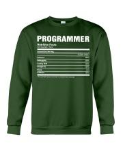 Programmer nutrition Crewneck Sweatshirt thumbnail