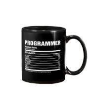 Programmer nutrition Mug thumbnail