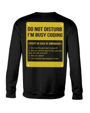 Do not disturb Crewneck Sweatshirt thumbnail