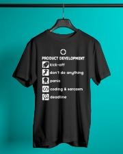 Product Development Classic T-Shirt lifestyle-mens-crewneck-front-3