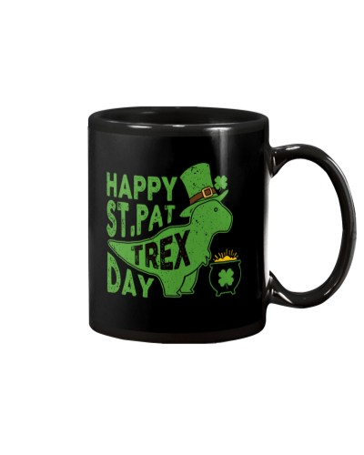 Happy St Pat Trex Day