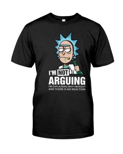 Chemistry I'm not arguing