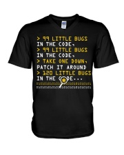 LITTLE BUGS V-Neck T-Shirt thumbnail