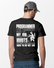 Programmer Classic T-Shirt lifestyle-mens-crewneck-back-6