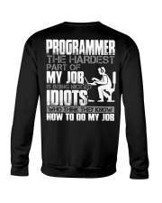 Programmer Crewneck Sweatshirt thumbnail