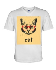 animal V-Neck T-Shirt thumbnail