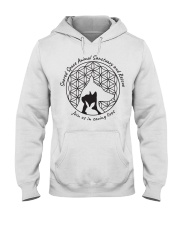Sacred Space Animal Sanctuary Tee Shirts and Tops Hooded Sweatshirt thumbnail
