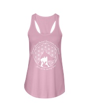 Sacred Space Animal Sanctuary Tee Shirts and Tops Ladies Flowy Tank thumbnail