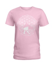 Sacred Space Animal Sanctuary Tee Shirts and Tops Ladies T-Shirt thumbnail