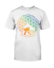 Sacred Space Animal Sanctuary Tee Shirts and Tops Classic T-Shirt thumbnail