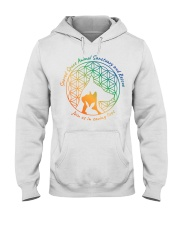 Sacred Space Animal Sanctuary Tee Shirts and Tops Hooded Sweatshirt tile