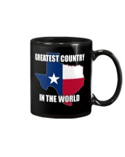 GREATEST COUNTRY IN THE WORLD Mug thumbnail