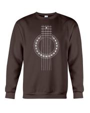 NEW DESIGN FOR GUITAR LOVER Crewneck Sweatshirt front