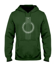 NEW DESIGN FOR GUITAR LOVER Hooded Sweatshirt thumbnail