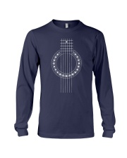 NEW DESIGN FOR GUITAR LOVER Long Sleeve Tee thumbnail