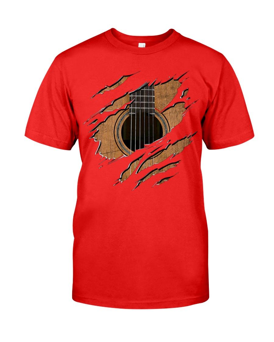 NEW DESIGN FOR GUITARIST Classic T-Shirt