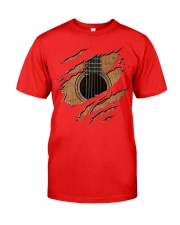 NEW DESIGN FOR GUITARIST Classic T-Shirt front