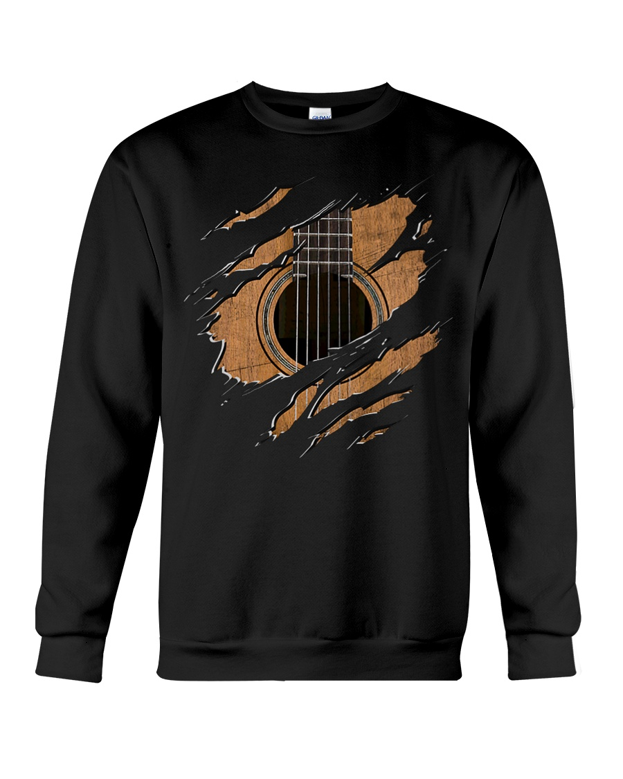 NEW DESIGN FOR GUITARIST Crewneck Sweatshirt