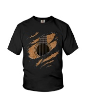 NEW DESIGN FOR GUITARIST Youth T-Shirt thumbnail