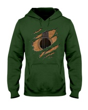 NEW DESIGN FOR GUITARIST Hooded Sweatshirt thumbnail