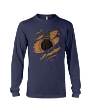 NEW DESIGN FOR GUITARIST Long Sleeve Tee thumbnail