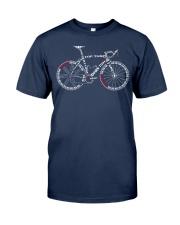 BICYCLE ANATOMY 2 Classic T-Shirt tile