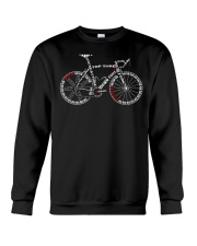 BICYCLE ANATOMY 2 Crewneck Sweatshirt thumbnail