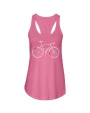 BICYCLE ANATOMY 2 Ladies Flowy Tank thumbnail
