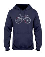 BICYCLE ANATOMY 2 Hooded Sweatshirt thumbnail