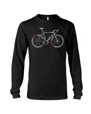 BICYCLE ANATOMY 2 Long Sleeve Tee thumbnail