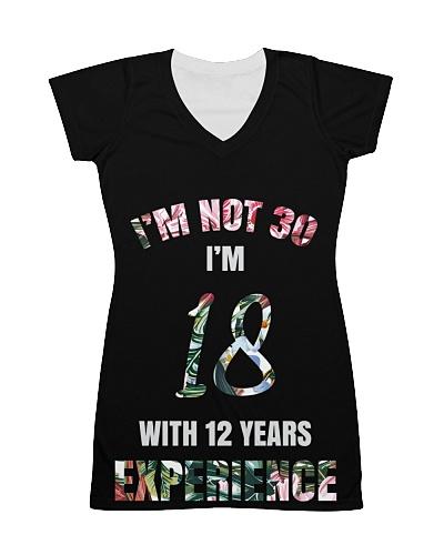I'M NOT 30 - Ladies or Man's T-Shirt