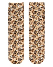 opossums Socks Crew Length Socks front