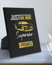 Just One more car i promise - Car Enthusiast 8x10 Easel-Back Gallery Wrapped Canvas aos-easel-back-canvas-pgw-8x10-lifestyle-front-01